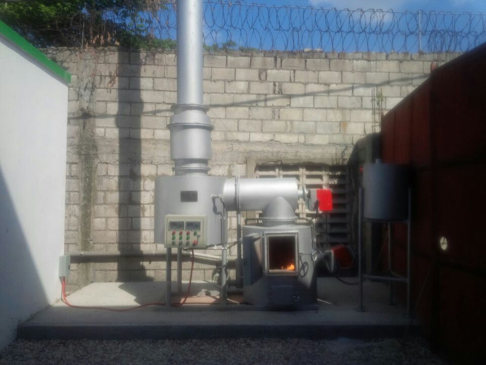 small incinerators